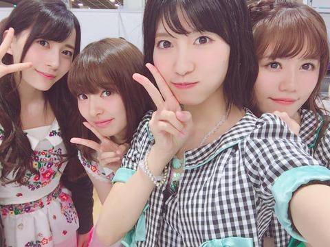 【朗報】サンテレビアナウンサーの中村麻里子さんがAKB48神戸全握でメンバーに会いに来た!