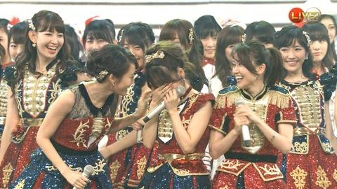 【朗報】NHK紅白歌合戦、関東歌手別視聴率1位にAKB48!