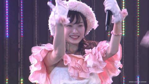 【朗報】NMB48梅山恋和さん、また可愛くなってしまう【557】