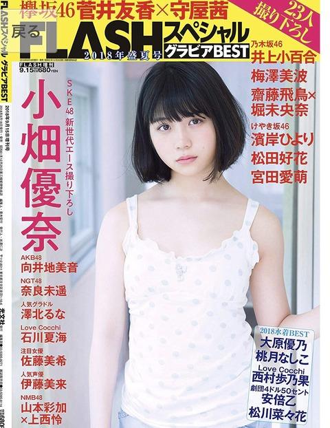 【SKE48】小畑優奈ちゃん、顔だけじゃなく色々丸すぎるwww