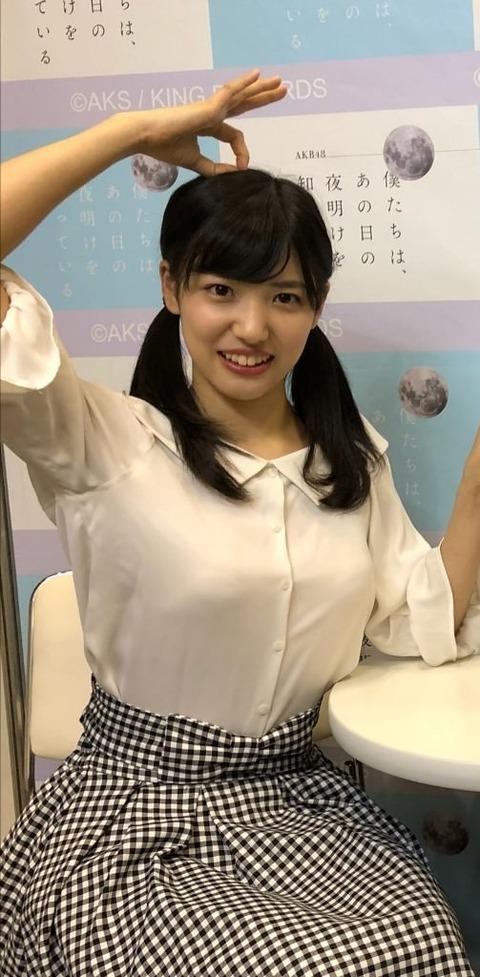 【AKB48G】着衣お●ぱい画像スレリターンズ