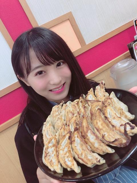 【AKB48】どっちの子から餃子もらいたい?【坂口渚沙・西川怜】