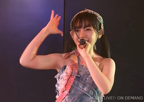 【朗報】AKB48石綿星南ちゃんがついに合法ロリに!!!【せなたん】