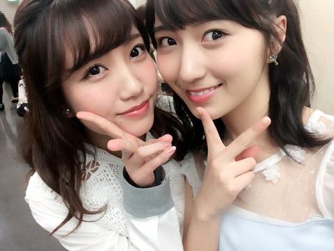 【AKB48】大島涼花と武藤十夢がtwitter開始!!!