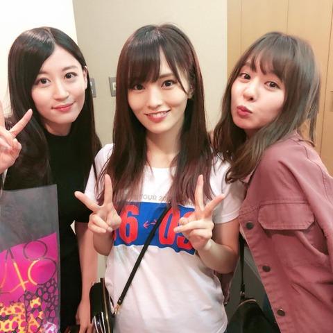 【元NMB48】山田菜々が山本彩の卒業コンサートに出る気満々www