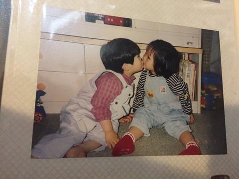 【悲報】SKE48松村香織のファーストキスの写真とアイドル生命に関わる黒歴史たっぷりのプリクラ帳が流出www