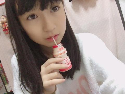 【HKT48】今村麻莉愛って毎日ヤクルト飲んだり哺乳瓶吸ったりしてるけど・・・