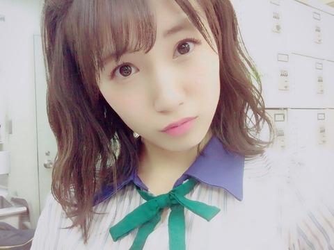【悲報】HKT48朝長美桜ちゃんに卒業フラグが!!!