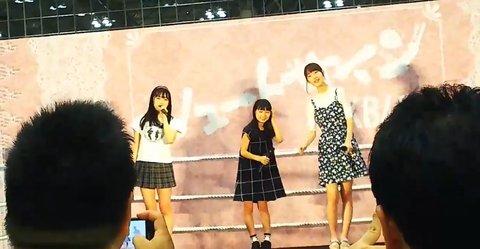 【朗報】HKT48田中菜津美が気まぐれオンステージでドリアン少年を熱唱w須藤ヲタを煽りまくりwww
