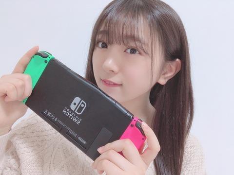 【朗報】任天堂Switchが買えなくて激おこだったHKT48武田智加ちゃん、無事Switchをゲットした模様