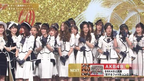 【NHK紅白】BNK48が過呼吸になる放送事故!!!