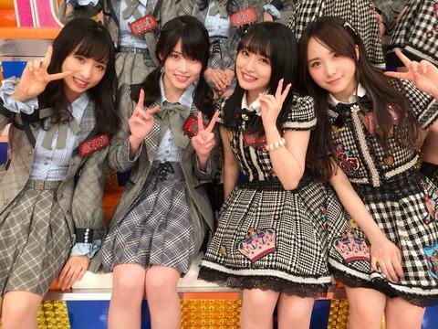 【レギュラー番組】何もかも終わった今こそ純AKB48にするタイミングじゃね?【総選挙】