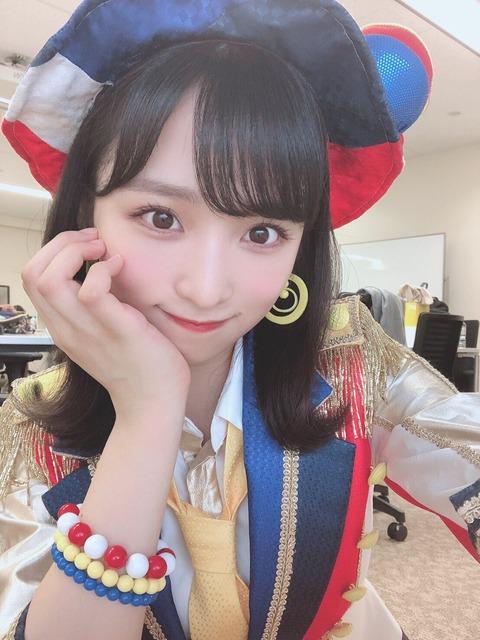 【AKB48】小栗有以(ダンスB、ルックスA、歌B、トークA、バラエティB)は何故叩かれるのか?