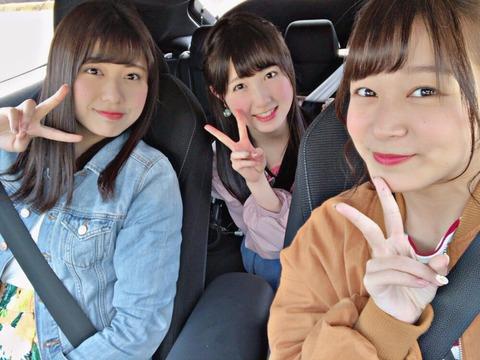 【AKB48】チーム8が謎の撮影を行った模様。新番組のロケか?