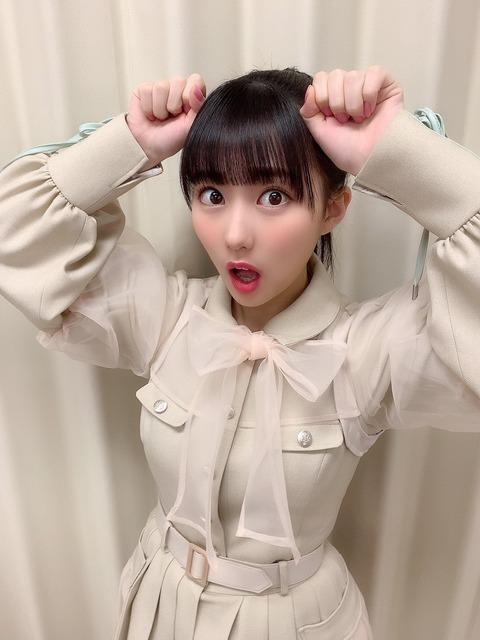 【悲報】HKT48田中美久ちゃん、「現役」を読めないwww