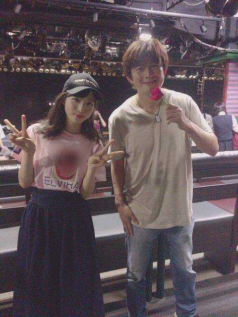 【朗報】岩本輝雄がまだAKB48ヲタを続けていた模様www