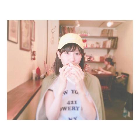 【AKB48】湯本亜美「谷口めぐにインスタ用の写真を100枚くらい撮らされた」