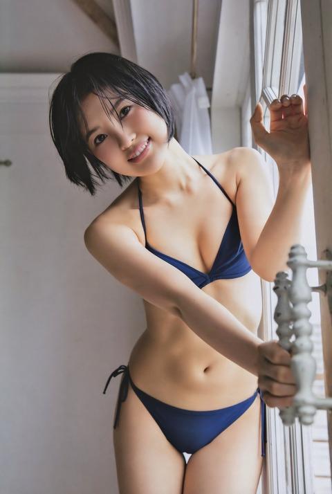 【画像あり】はるっぴって本当にスタイルよくなったな【HKT48・兒玉遥】