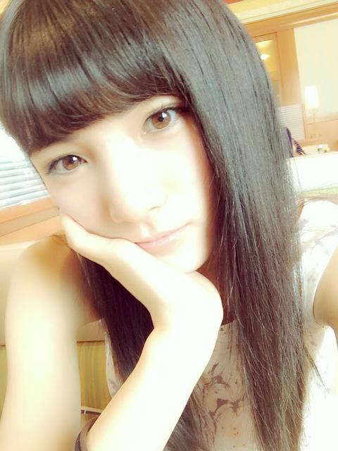 【悲報】AKB48岡田奈々がぐぐたす更新出来なくて静かに泣く