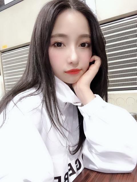 【NMB48】村瀬紗英が高橋朱里、竹内美宥に続いて韓国に行くメンバーか?