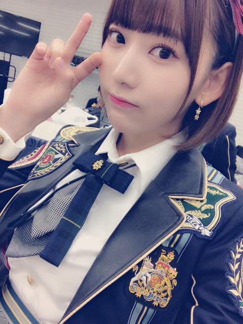 【HKT48】宮脇咲良がダイエット宣言!「断食する」