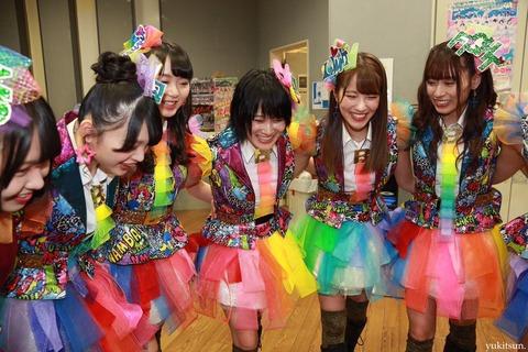 【NMB48】小嶋花梨キャプテン、卒業2回目の城恵理子に「またいつでも戻って来てくださいね」