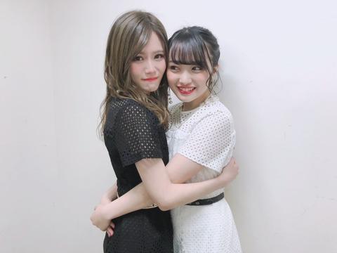 【AKB48紅白】後輩が先輩指名して生歌って企画をもろに潰す向井地&込山15期コンビwww【向井地美音・込山榛香】