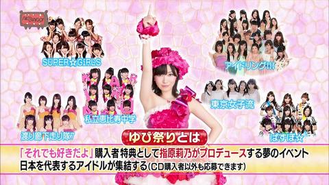 【HKT48】指原莉乃さんの総選挙公約、第二回指祭りはどうなったんですか?