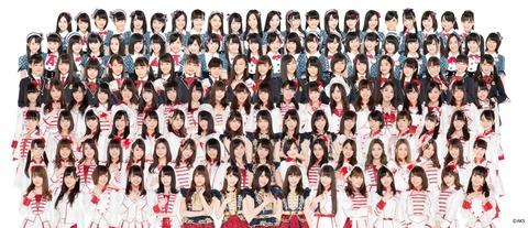【AKB48G】売れると思ったらそうでもないまま卒業していったメンバー挙げてけ