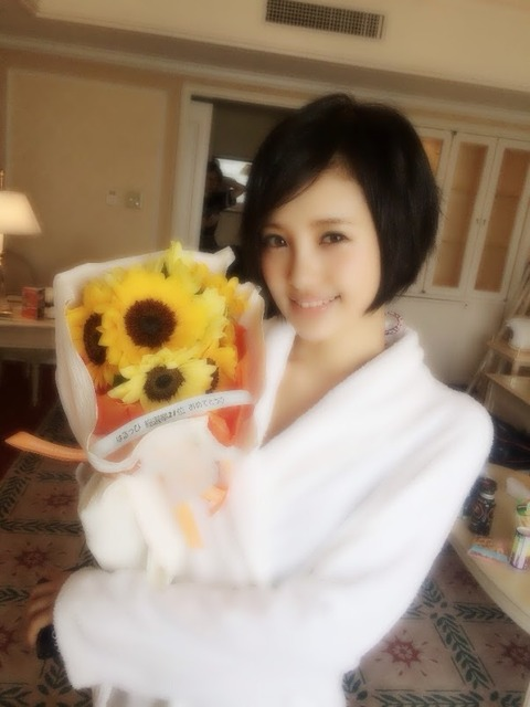 【HKT48】はるっぴ「夜ご飯はステーキ!」【兒玉遥】