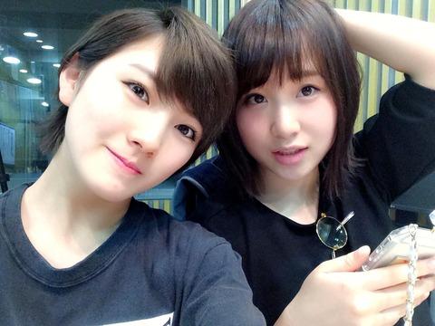 【AKB48G】次期総監督には岡田奈々と高橋朱里、どっちが相応しい?