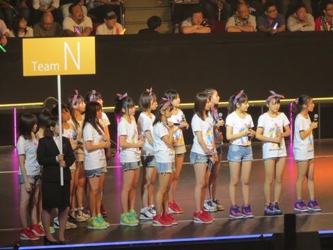 【NMB48】大組閣を発表!新チーム体制は2017年1月1日より施行
