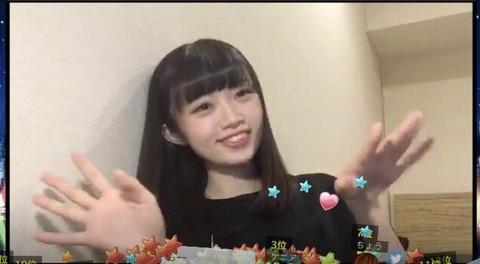【悲報】NGT48中井りか、SHOWROOM配信中にうるさすぎて壁ドンされるwww