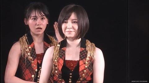 【悲報】AKB48岩田華怜、劇場公演にて卒業発表
