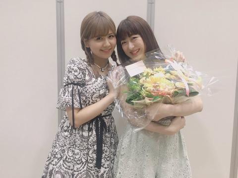 【SKE48】佐藤すみれが斉藤真木子の生誕ではなくいずりな移籍公演に出演