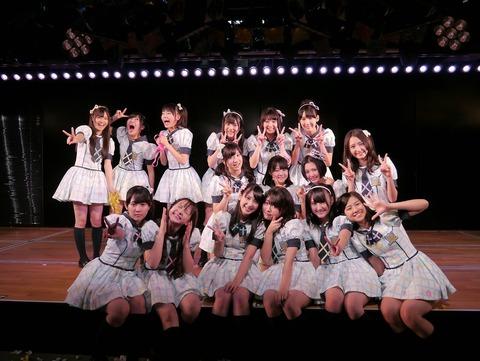 【悲報】HKT48チームH新公演、初日延期