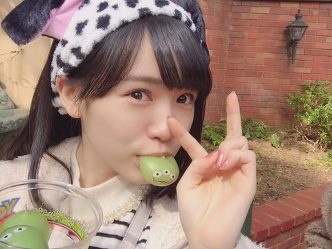 【HKT48】運上弘菜さん、うっかりグループの人気2番手に躍り出る【握手会】