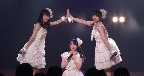 【悲報】AKB48チームB公演「初恋よ こんにちは」でコール起きず