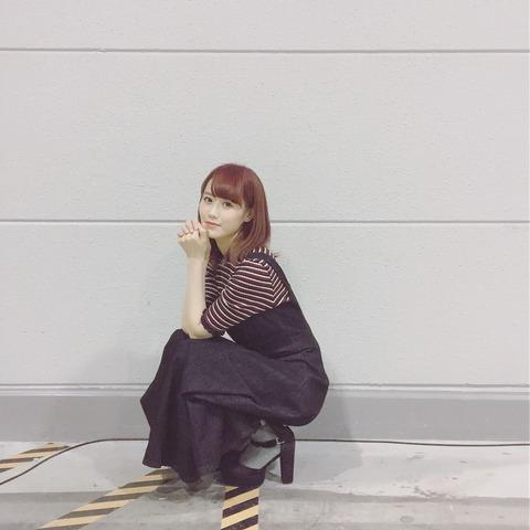 【NGT48】西潟茉莉奈さん、うっかり新潟トップの握手人気になってしまう