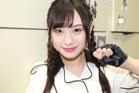 【朗報】NMB48梅山恋和(15)「ロリコンでもいいじゃないですかあ、安心してください」