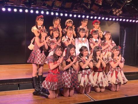 【悲報】AKB48研究生の研究生期間が遂に900日を超えてしまう・・・