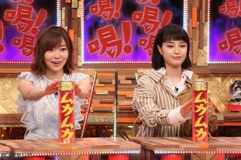 【朗報】HKT48指原莉乃さん、意外と広瀬すずさんに負けてない