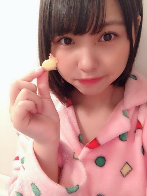 【NMB48】本郷柚巴「クッキー作ったよ。食べてくれる人ー!」