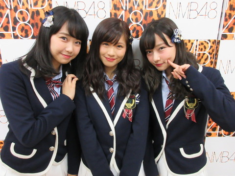 【NMB48】谷川愛梨と加藤夕夏って何でずっと選抜にいるの?