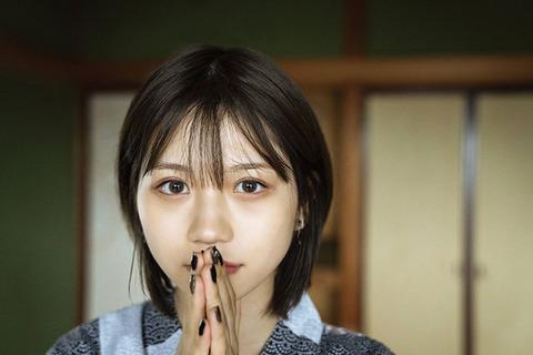 【元SKE48】小畑優奈、3月31日にファースト写真集「唇を閉じたら歯は浮かせて」発売決定!