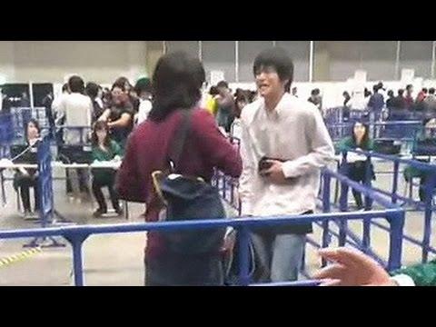 【AKB48G】握手会で見かける行為の中で一番みっともない行為とは?