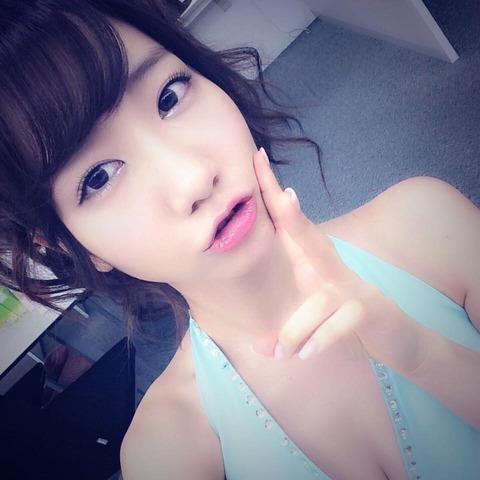 【AKB48】柏木由紀のTwitterフォロワー数が減少に転じる