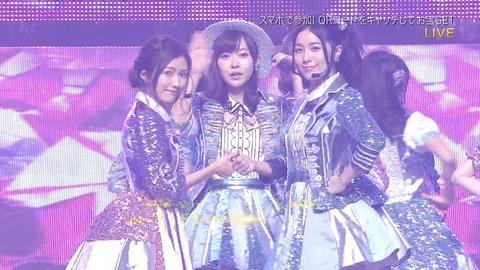 【AKB48G】NHK紅白の選抜一位が誰になれば最も被害が少ないのか?