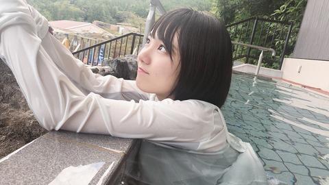 【AKB48】ありが田口(JK1,推定Gカップ)こと田口愛佳のプール画像きたあああ!!!