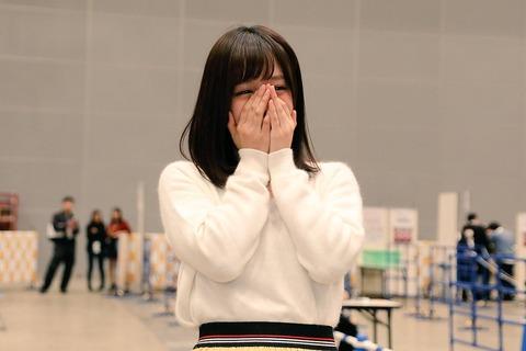 【SKE48】鎌田菜月ちゃんが初選抜で感動の涙!